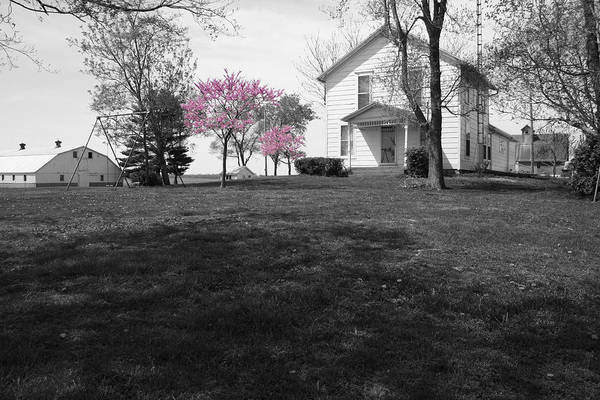Landscape Art Print featuring the photograph Patton Place by Dylan Punke