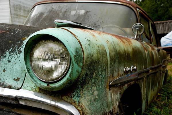 Cars Art Print featuring the photograph Sunday Drive by Jennifer Owen