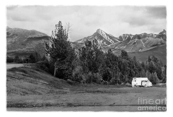 Alaska Art Print featuring the photograph The Real Alaska -The Good Life by Pete Hellmann