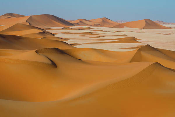 Tranquility Art Print featuring the photograph Rub Al-khali Empty Quarter by All Rights Reserved For Ahmed Al-shukaili