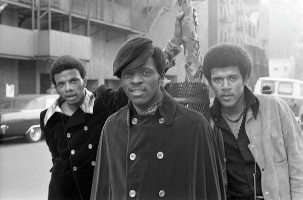 Event Art Print featuring the photograph The Delfonics In Ny by Michael Ochs Archives