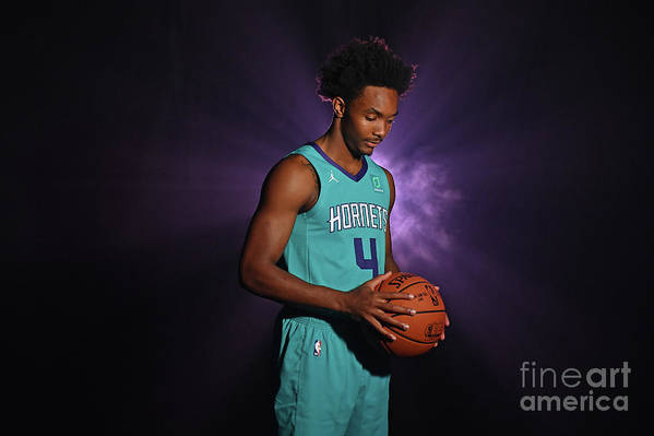 Nba Pro Basketball Art Print featuring the photograph 2018 Nba Rookie Photo Shoot by Jesse D. Garrabrant