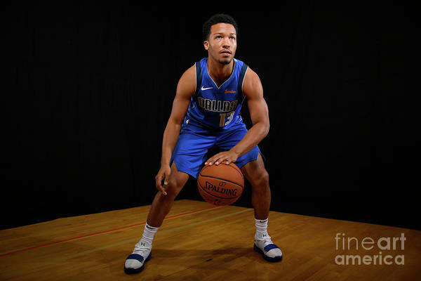 Nba Pro Basketball Art Print featuring the photograph 2018 Nba Rookie Photo Shoot by Brian Babineau
