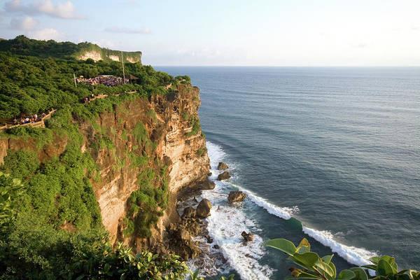 Scenics Art Print featuring the photograph Amazing Views At Uluwatu, Bali by Tuomas Lehtinen