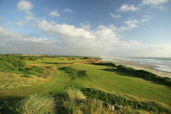 Viewpoint Art Print featuring the photograph Bandon Dunes by David Cannon