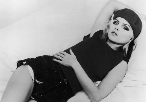 Singer Art Print featuring the photograph Deborah Harry by Hulton Archive