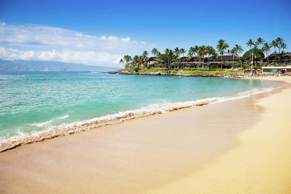 Lahaina Art Print featuring the photograph Dream Beach Napili Bay Maui Hawaii by Mlenny