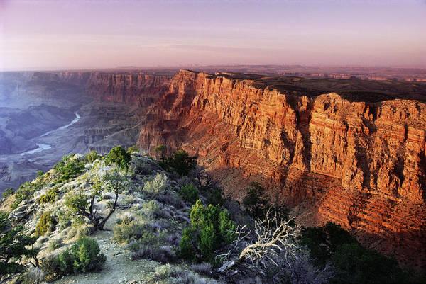 Scenics Art Print featuring the photograph Grand Canyon, Arizona by Steve Satushek
