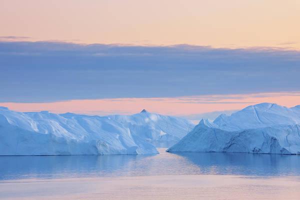 Iceberg Art Print featuring the photograph Iceberg by Raimund Linke