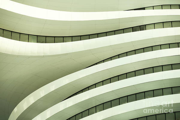 Arch Art Print featuring the photograph Modern Architecture by Phototalk