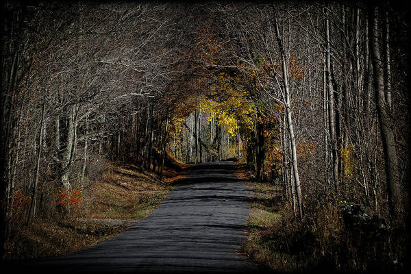 Nature Art Print featuring the photograph Natural Tunnel - Roxbury, New York by Tom Romeo