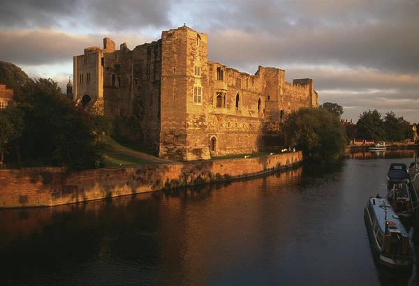 Nottinghamshire Art Print featuring the photograph Newark Castle by Epics