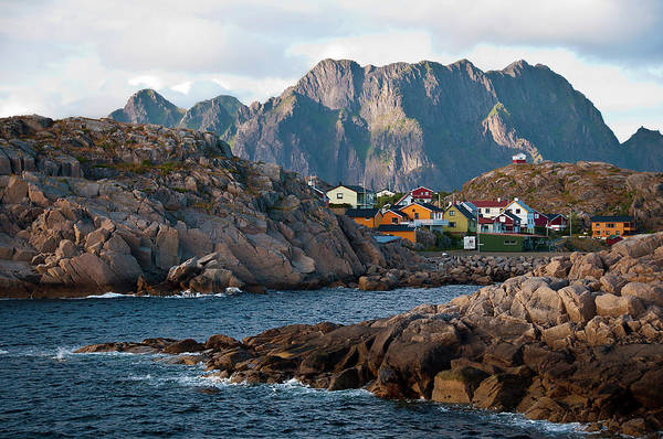 Tranquility Art Print featuring the photograph Norway by Brigitte Hermans
