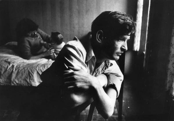 Employment And Labor Art Print featuring the photograph Out Of Work by Bert Hardy