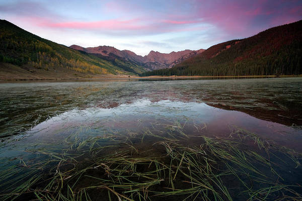 Scenics Art Print featuring the photograph Piney Lake, Colorado by Lightvision