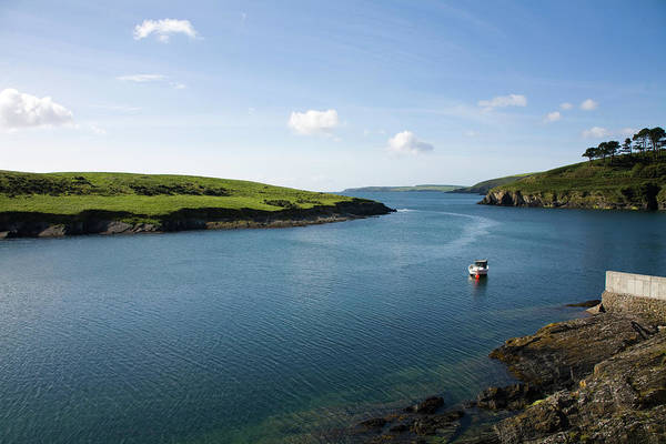 Scenics Art Print featuring the photograph Republic Of Ireland, County Cork, Inlet by David Epperson