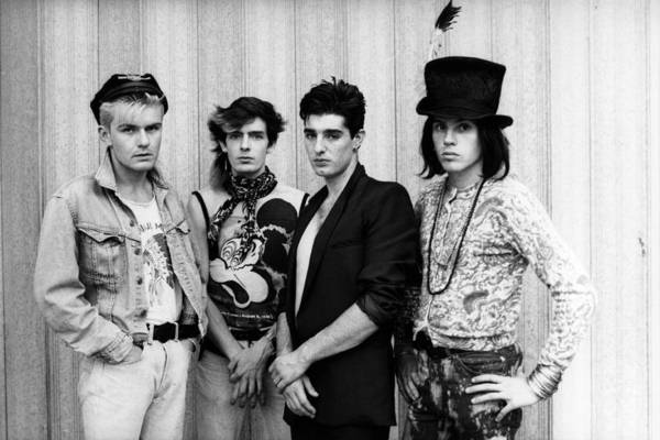 1980-1989 Art Print featuring the photograph The Cult In London by Erica Echenberg