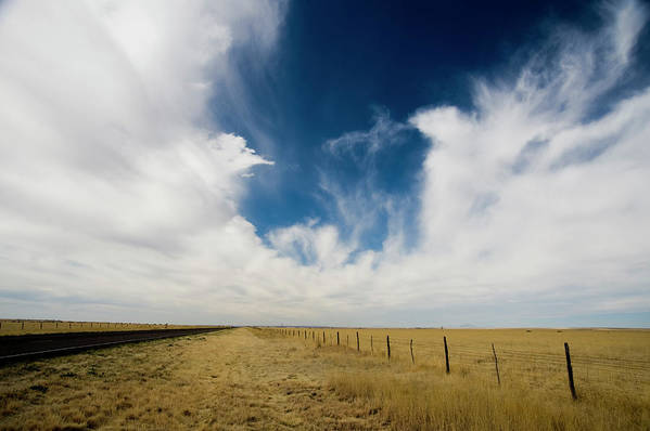 Scenics Art Print featuring the photograph West Texas Grasslands United States Of by Tier Images