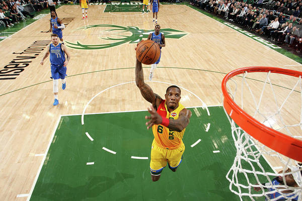 Nba Pro Basketball Art Print featuring the photograph Eric Bledsoe by Gary Dineen