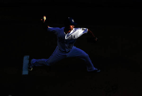 People Art Print featuring the photograph Jeremy Guthrie by Jamie Squire