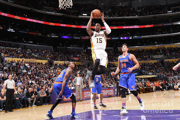 Nba Pro Basketball Art Print featuring the photograph Thomas Robinson by Andrew D. Bernstein