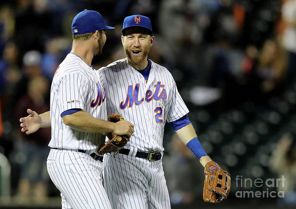 Three Quarter Length Art Print featuring the photograph Todd Frazier by Elsa