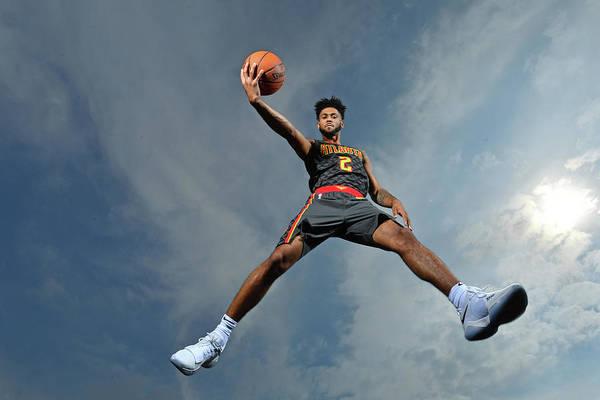 Nba Pro Basketball Art Print featuring the photograph Tyler Dorsey by Jesse D. Garrabrant