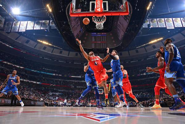 Nba Pro Basketball Art Print featuring the photograph Kyle Lowry by Jesse D. Garrabrant