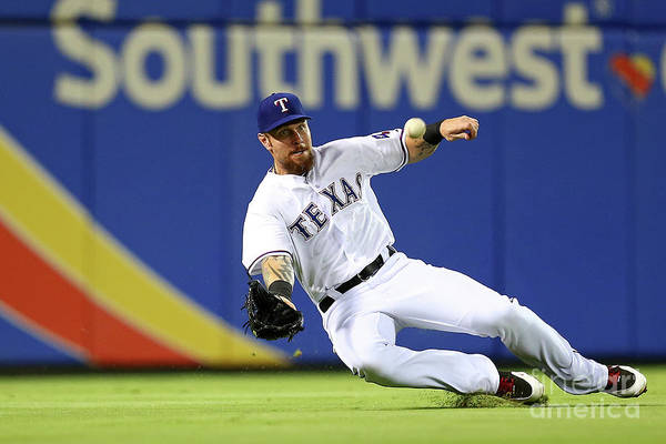 People Art Print featuring the photograph Josh Hamilton by Sarah Crabill