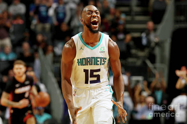 Kemba Walker Art Print featuring the photograph Kemba Walker by Kent Smith