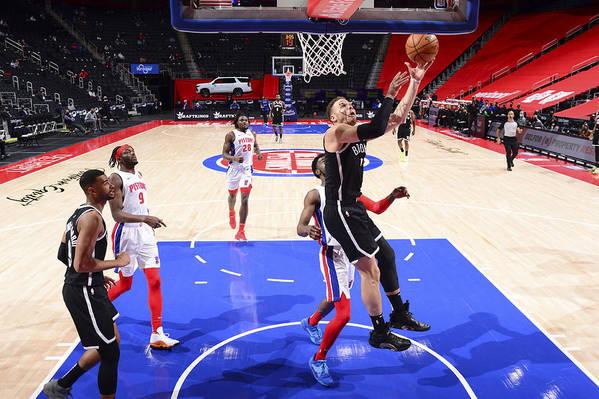 Nba Pro Basketball Art Print featuring the photograph Blake Griffin by Chris Schwegler