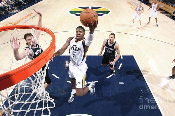Nba Pro Basketball Art Print featuring the photograph Joe Johnson by Melissa Majchrzak