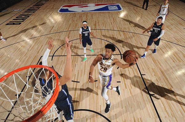 Nba Pro Basketball Art Print featuring the photograph Quinn Cook by Jesse D. Garrabrant