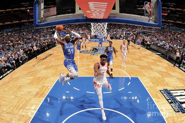 Nba Pro Basketball Art Print featuring the photograph Terrence Ross by Fernando Medina