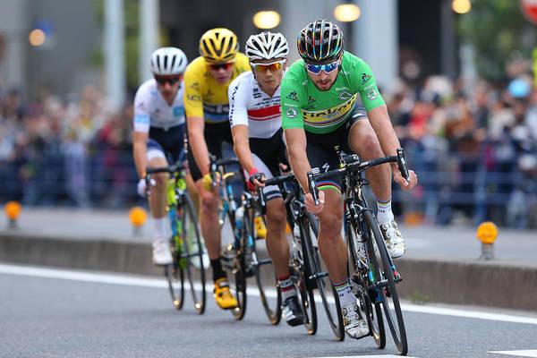 Saitama City Art Print featuring the photograph Cycling: 4th Tour de France Saitama Criterium 2016 by Kei Tsuji