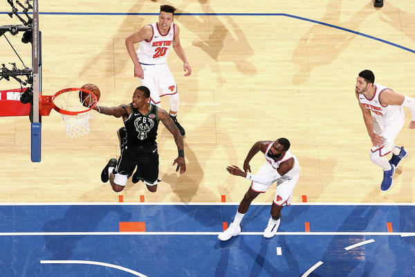 Nba Pro Basketball Art Print featuring the photograph Eric Bledsoe by Nathaniel S. Butler