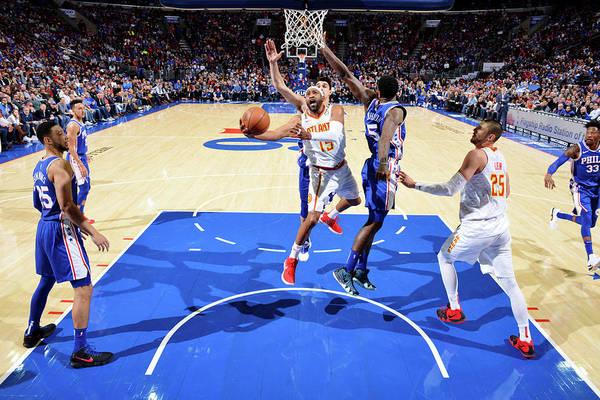 Nba Pro Basketball Art Print featuring the photograph Vince Carter by Jesse D. Garrabrant