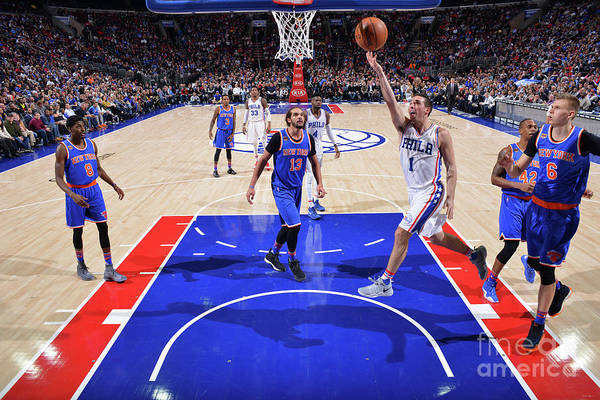 Nba Pro Basketball Art Print featuring the photograph T.j. Mcconnell by Jesse D. Garrabrant