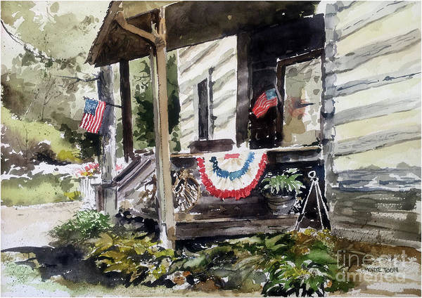 Americana by Monte Toon