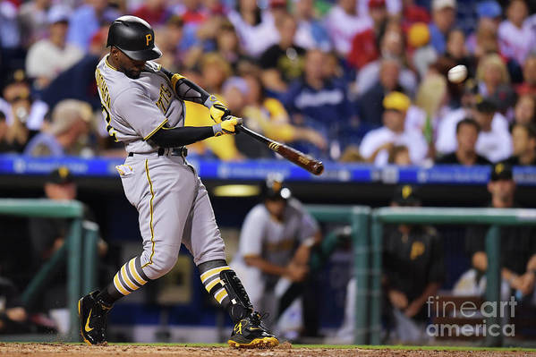 People Art Print featuring the photograph Andrew Mccutchen by Drew Hallowell