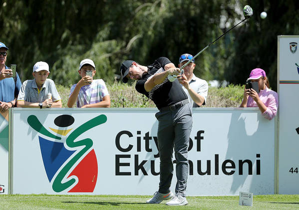 Pro-am Art Print featuring the photograph BMW South African Open Championship - Previews by David Cannon