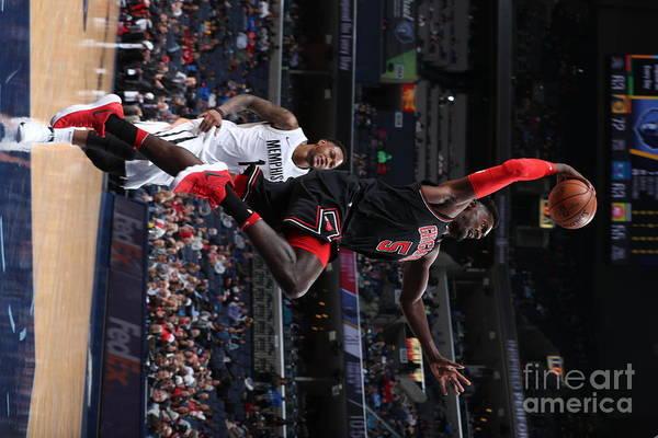 Nba Pro Basketball Art Print featuring the photograph Bobby Portis by Joe Murphy