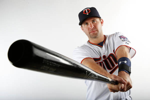 Media Day Art Print featuring the photograph Brian Dozier by Brian Blanco