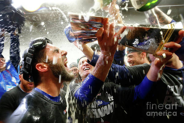 Championship Art Print featuring the photograph Chris Taylor by Jamie Squire