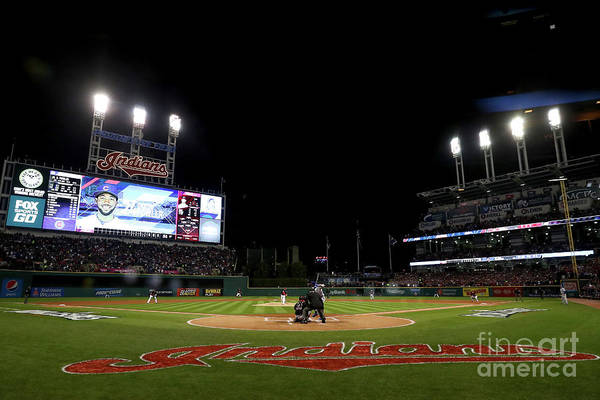People Art Print featuring the photograph Corey Kluber by Elsa