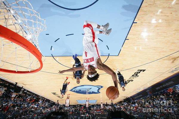 Nba Pro Basketball Art Print featuring the photograph Danuel House by Joe Murphy