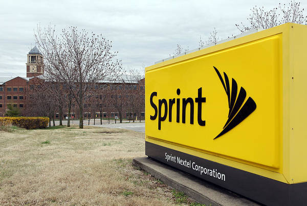 Corporate Business Art Print featuring the photograph Dish Network Makes $25.5 Billion Offer For Sprint Nextel by Jamie Squire