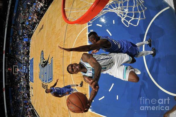 Nba Pro Basketball Art Print featuring the photograph Dwayne Bacon by Fernando Medina