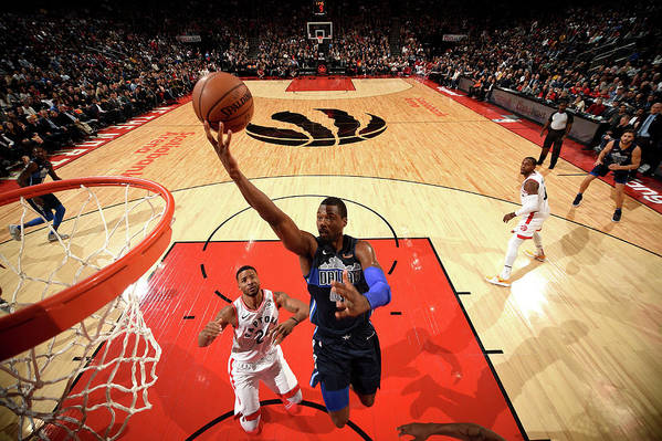 Nba Pro Basketball Art Print featuring the photograph Harrison Barnes by Ron Turenne