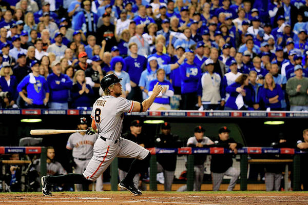 People Art Print featuring the photograph Hunter Pence by Rob Carr